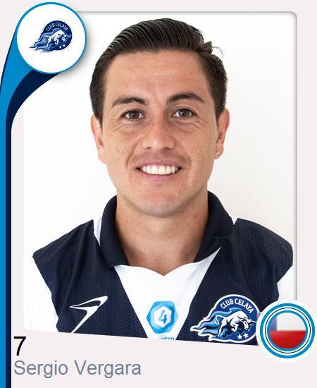 Sergio Andrés Vergara Sáez