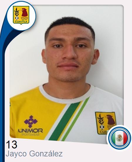 Jayco Jesús González Luciano