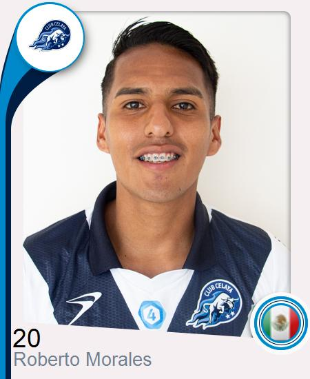 Roberto Aldhair Morales Ramírez