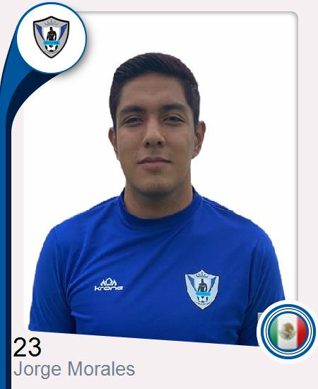Jorge Morales Loza