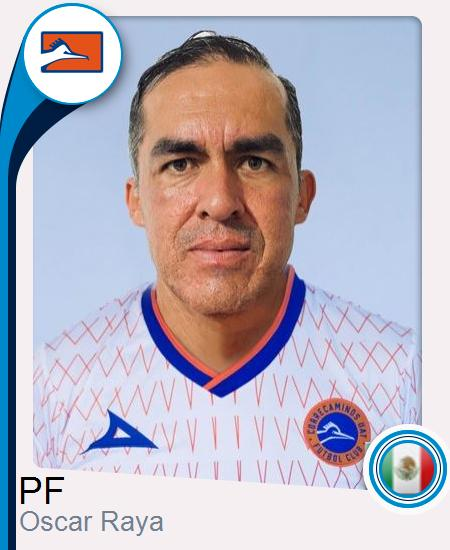 Oscar Romel Raya Rivera