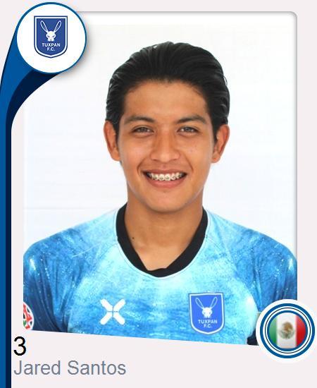 Jared Aldahir Santos Rivera