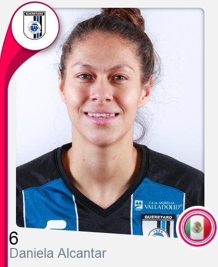 Daniela Alcantar Campillo