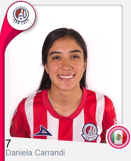 Daniela Carrandi Casillas