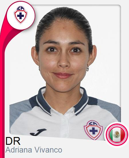 Adriana Marina Vivanco Gutiérrez