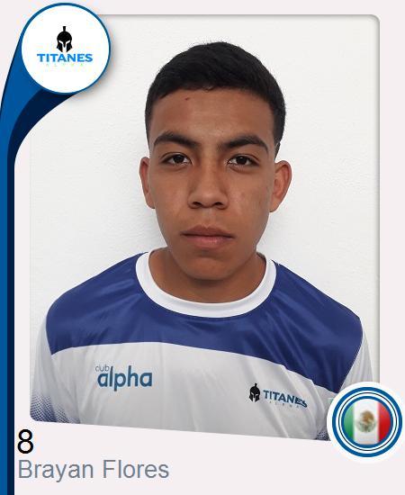 Brayan Josué Flores Torres