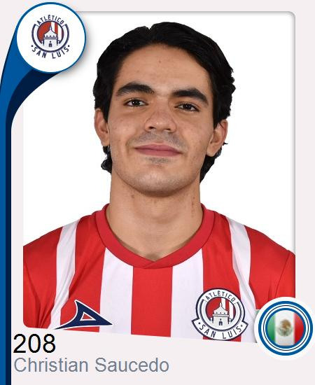 Christian Jesús Saucedo Luna