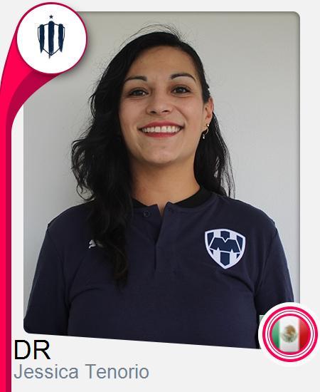 Jessica Tenorio Chousal