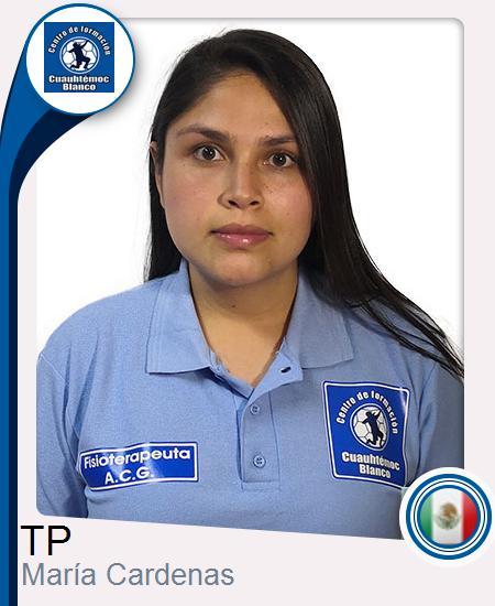 María Aurora Cardenas González