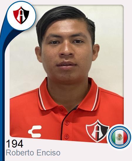 Roberto Carlos Enciso Cruz
