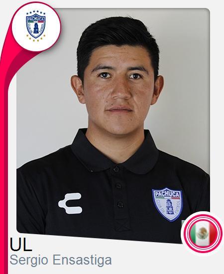 Sergio Ensastiga Vargas