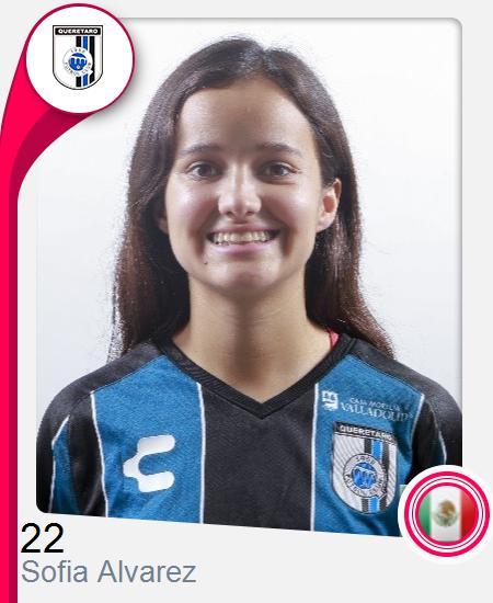 Sofia Alvarez Tostado Macin