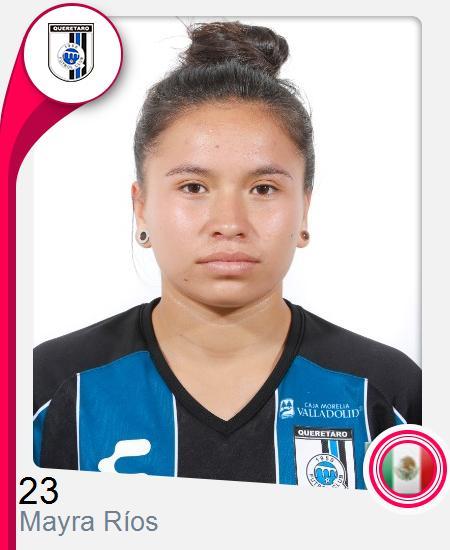 Mayra Ríos