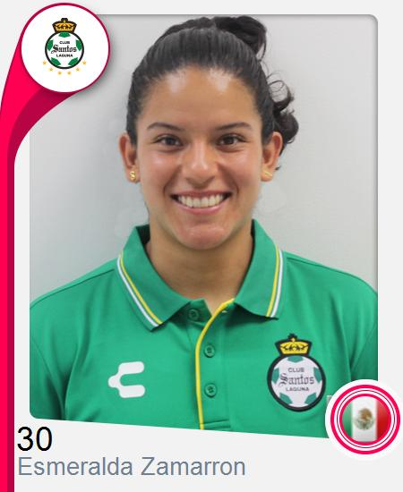 Esmeralda Guadalupe Zamarron Ortiz