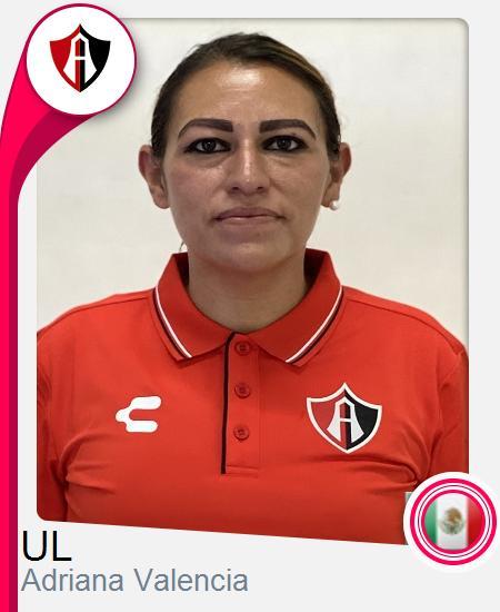 Adriana Danette Valencia Rodríguez