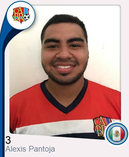 Alexis Joshua Pantoja Reyes