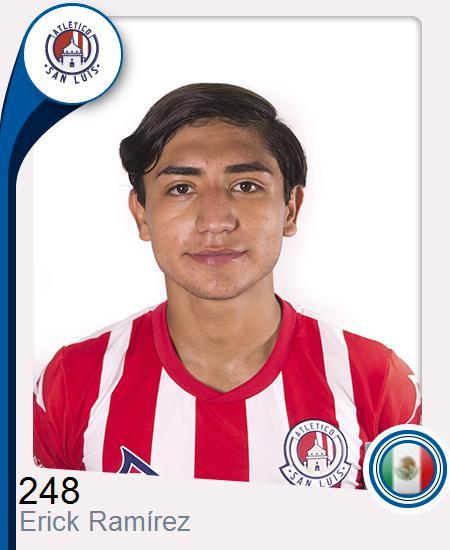 Erick Ramírez López