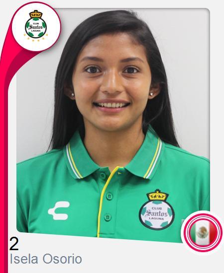 Isela Stephanía Osorio Domínguez