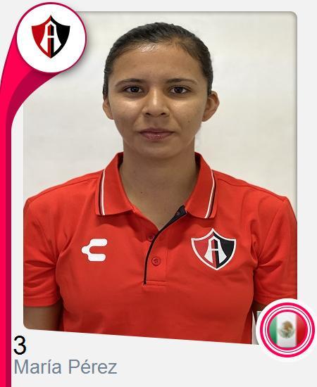 María Fernanda Daniela Pérez Limón