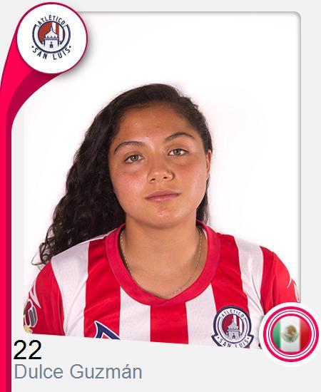 Dulce Margarita Guzmán De La Cruz