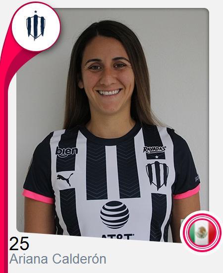Ariana Catrina Calderón Valdez
