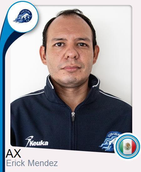 Erick Mendez Hernández