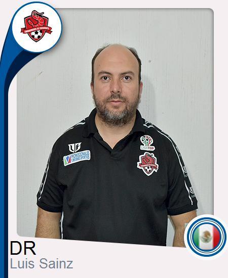 Luis Fernando Sainz Orosco
