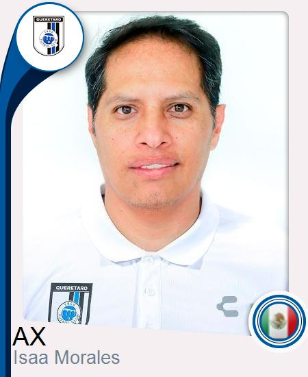 Isaac Morales Domínguez