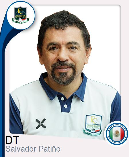 Salvador Patiño Oviedo