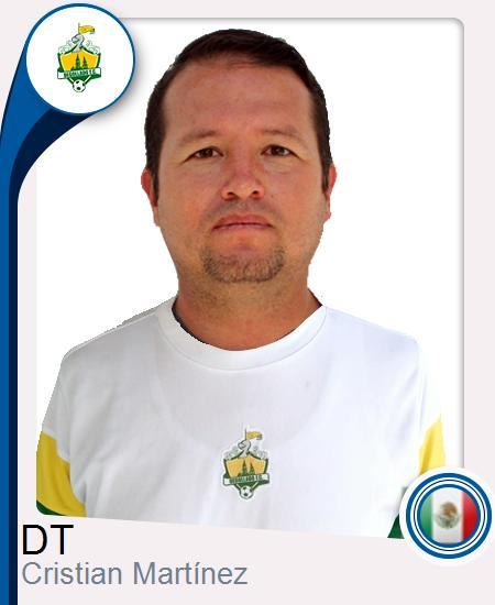 Cristian Leonel Martínez Malagón