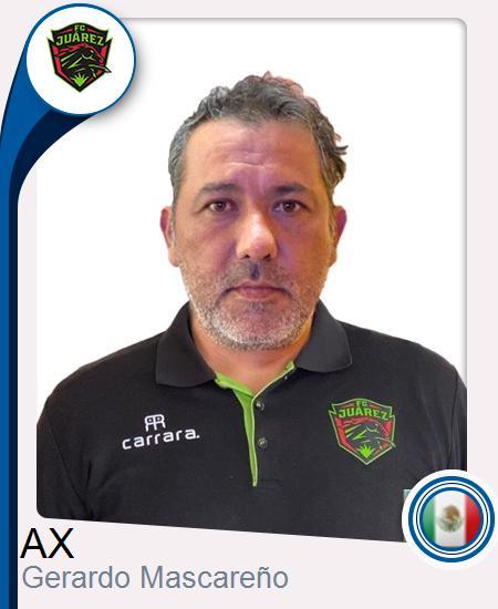 Gerardo Luis Mascareño Zárate