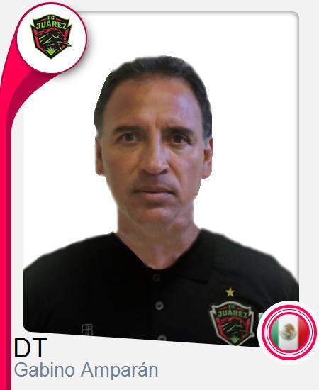 Gabino Amparán Martínez