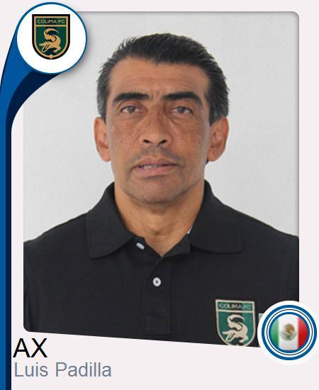 Luis Alberto Padilla Velasco
