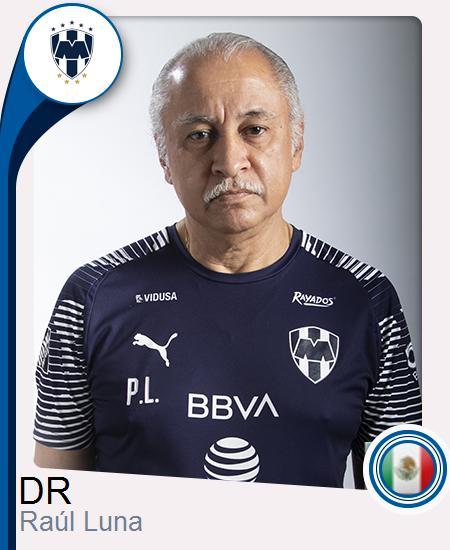 Raúl Pedro Luna Martínez