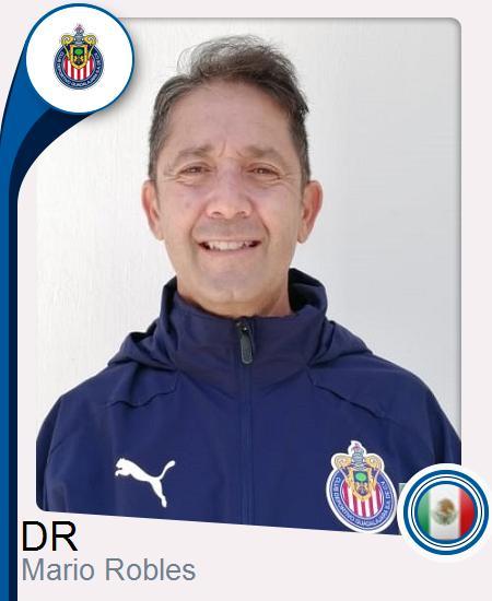 Mario Robles Caussor