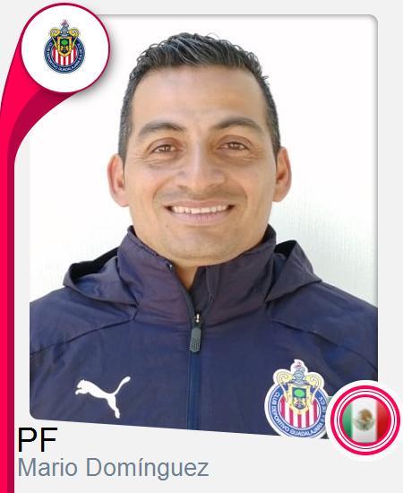 Mario Domínguez Sosa