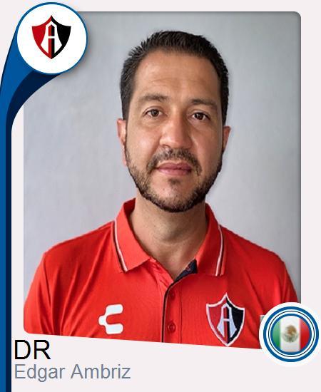 Edgar Rodrigo Ambriz Gómez