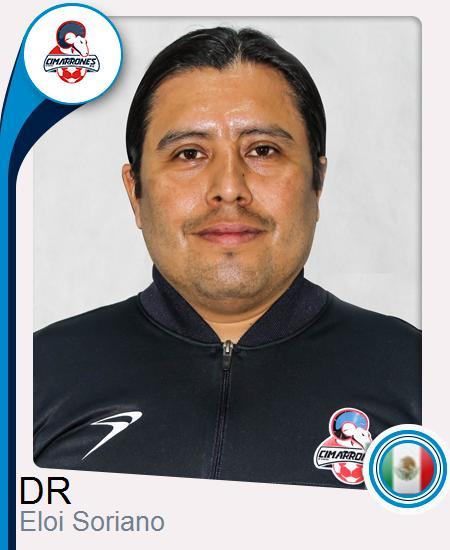 Eloi Humberto Soriano Hernández