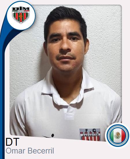 Omar Becerril Rosales