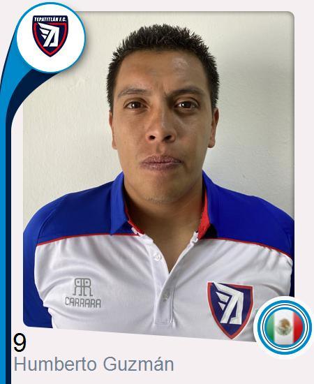 Humberto Leonardo Guzmán Muñoz
