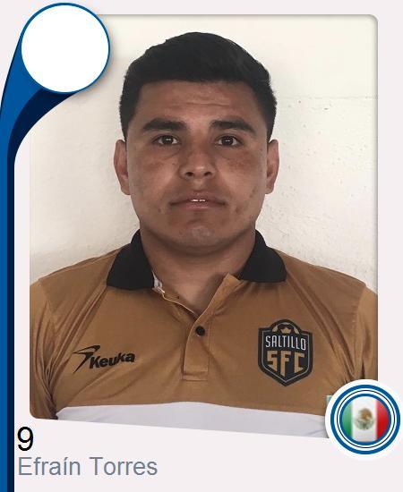 Efraín Alejandro  Torres Silva