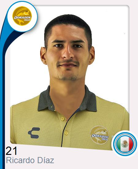 Ricardo Díaz Quirarte