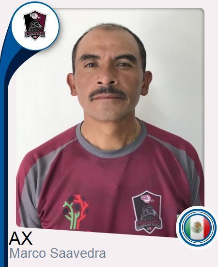 Marco Lucano Saavedra Gutiérrez