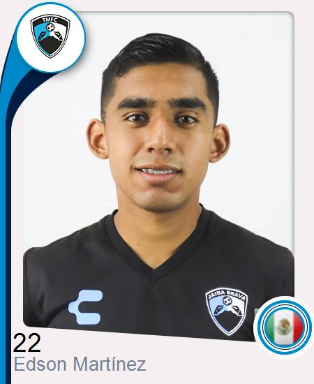 Edson Ricardo Martínez García