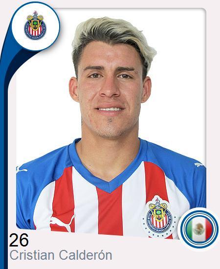 Cristian Yonathan Calderón Del Real