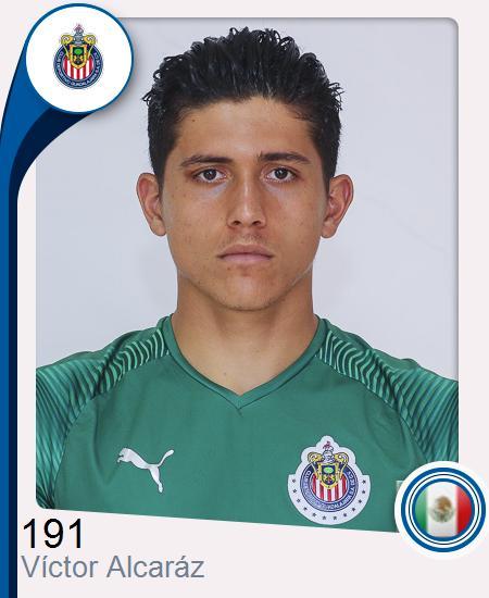 Víctor André Alcaráz Díaz