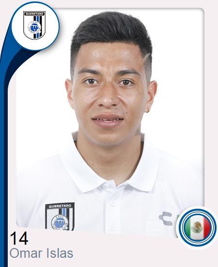 Omar Islas Hernández