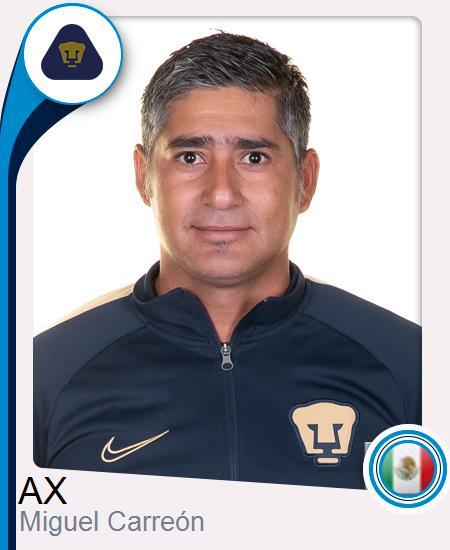 Miguel Ángel Carreón Dorantes