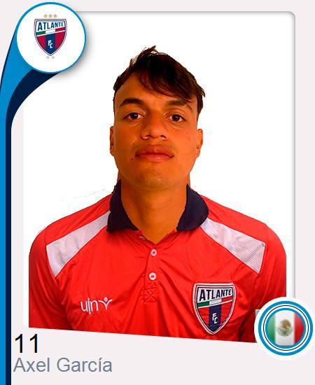 Axel Cruz García Barrera