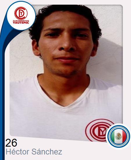 Héctor Sánchez Cardoso
